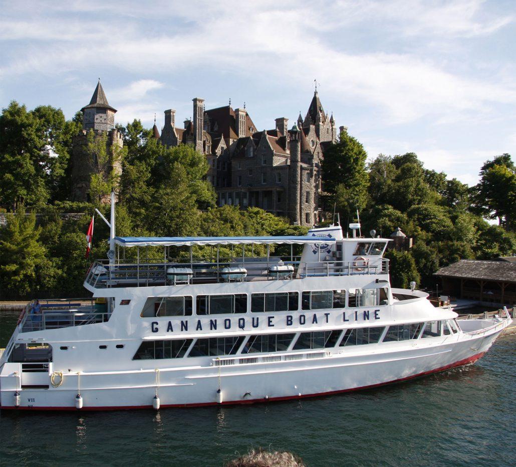 Island Boat Tours Toronto