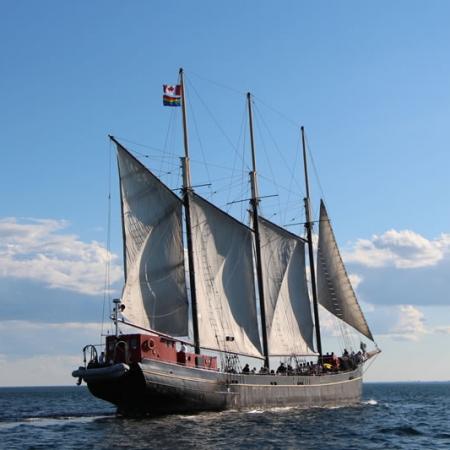 toronto boat sail 2